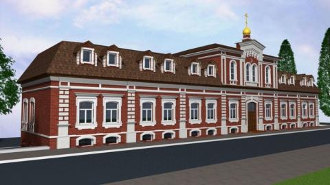 В Саратове откроют новый корпус женского духовного училища