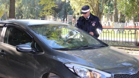 10 непристегнутых водителей поймали в Саратове за сегодняшнее утро