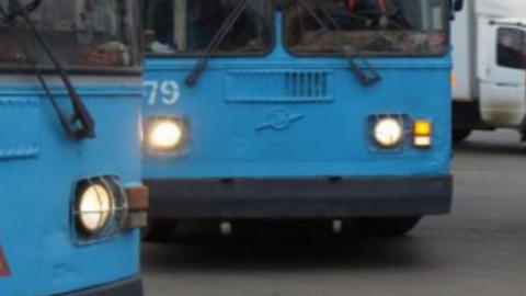 В Саратове остановился троллейбус маршрута №16