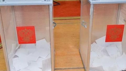 Избиратели не очень активно голосуют на довыборах в облдуму