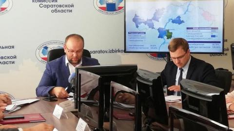 На дополнительных выборах в Саратове победили Ерохина и Абраменко