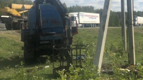 Двух рабочих убило током во время ремонта ЛЭП