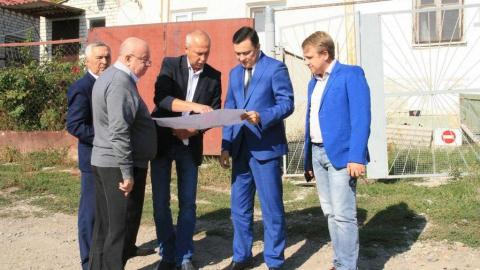 ГФИ по Саратовской области высоко оценил ход реконструкции коммуникаций КВС