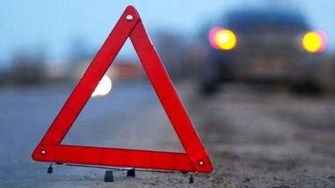 На повороте к военной части возле Аткарска произошла авария