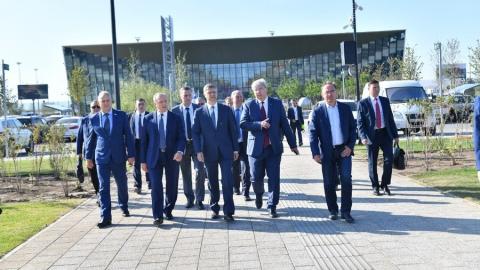 В аэропорт «Гагарин» могут проложить отдельную железнодорожную ветку