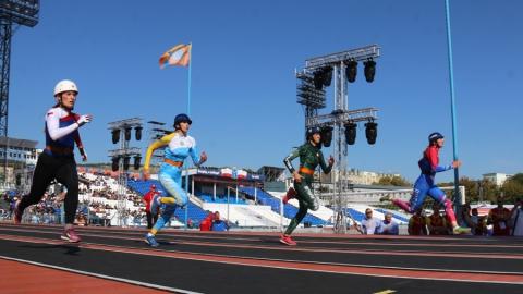 Россиянки лидируют в первый день чемпионата мира по пожарно-спасательному спорту