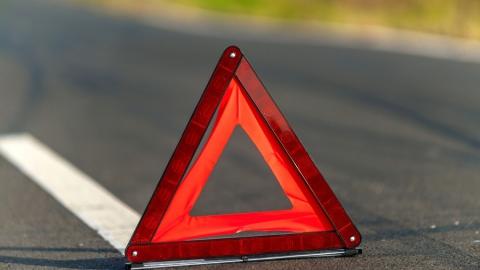 Погибла пассажирка перевернувшейся на трассе «шестерки»
