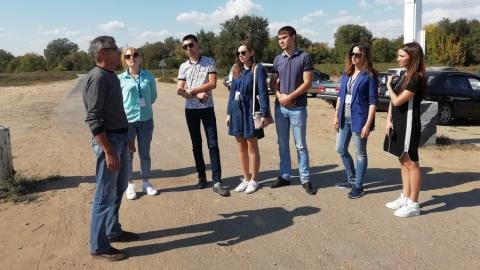 Молодым управленцам рассказали о технологиях обработки мусора