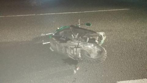 Подросток-скутерист погиб под колёсами «Газели», его пассажир в больнице