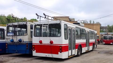 День города в Саратове. Отменен один троллейбусный маршрут, еще один сокращен