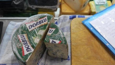 Ввезенный в Россию из Казахстана санкционный сыр уничтожили