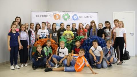 Почти полторы тысячи саратовцев посетили фестиваль ЭКОкультуры