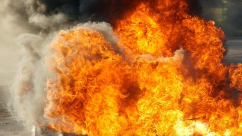 Взрыв лодки в Затоне. SaratovNews узнали о состоянии судоводителя