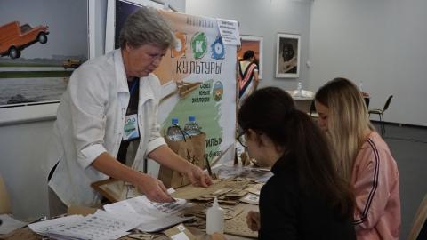 КВС приняли участие в фестивале экологической культуры