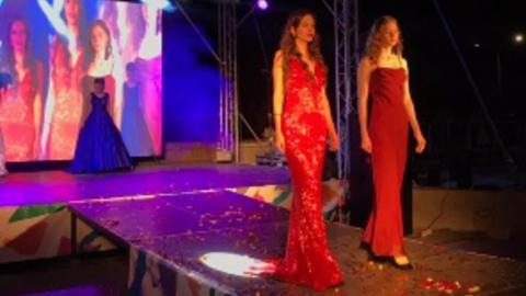 Участницы «Мисс Саратов» шили платья сами