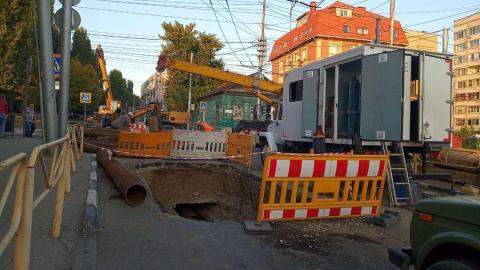 В Саратове на три часа перекроют квартал улицы Чернышевского