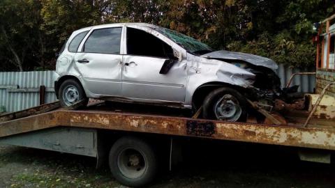 На трассе между Саратовом и Тамбовом произошло ДТП