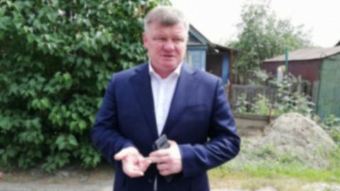 Михаил Исаев ушел в отпуск на неделю