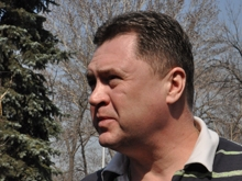 На субботнике Прокопенко и Грищенко шутили по поводу тюрьмы и озеленения. Видео