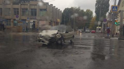 Полчаса назад в Саратове произошло ДТП