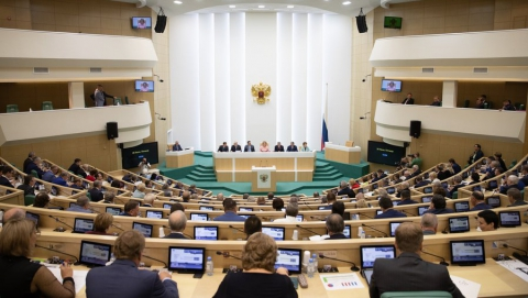 Сенаторам расскажут о экономике, финансах и культуре Саратовской области