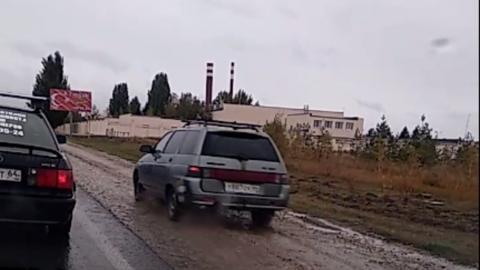 """""""Парад обочечников"""" сняли на видео"""