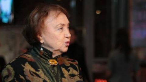 Скончалась Тамара Гродскова