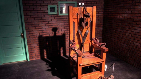 Житель Балакова подозревается в убийстве отца на «электрическом стуле»
