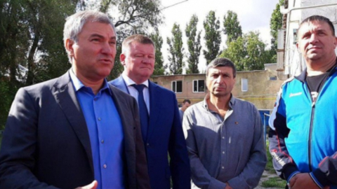Вячеслав Володин рассказал о новом мосте, онкоцентре и срыве объектов. Видео
