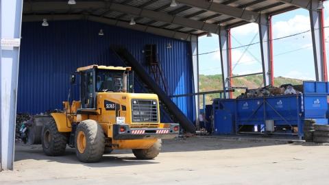 Регоператор фиксирует десятипроцентный рост поступлений мусора на концессионные объекты