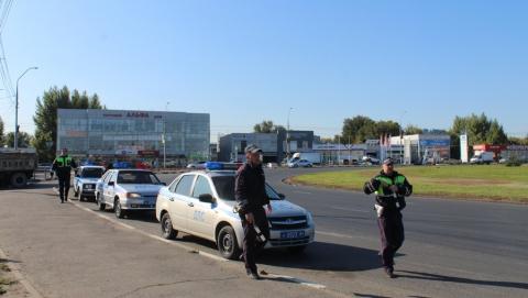 Сводный отряд ГИБДД за стуки выявил более тысячи нарушений правил в Саратове