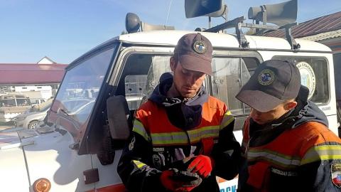 Саратовские спасатели начали испытание мобильной операционной системы «Аврора»