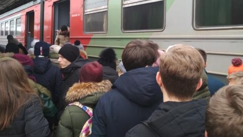 Отменяется несколько сезонных пригородных поездов