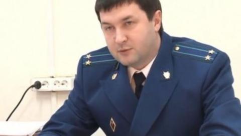 Выпускник СГЮА стал заместителем прокурора Мурманской области