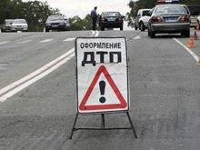 В автокатастрофе у Горпарка погибла девушка и пострадал ребенок