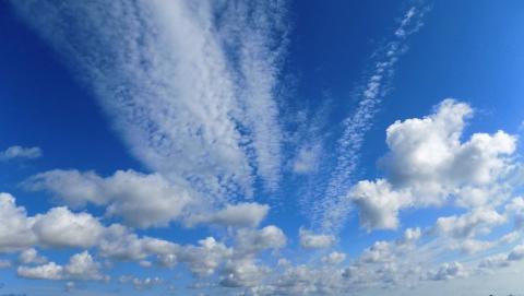 Сегодня воздух может прогреться до +21 градуса