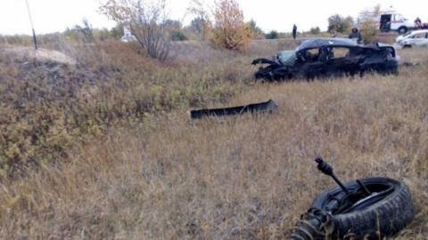 Страшная авария в Пугачевском районе. Число жертв выросло до четырех