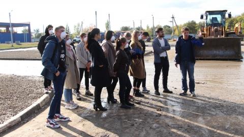 Более двух тысяч учащихся посетили энгельсский Экотехнопарк