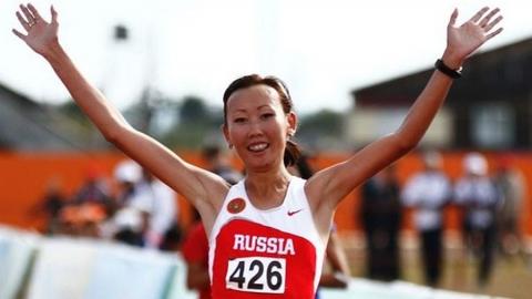 Саратовскую легкоатлетку дисквалифицировали на четыре года за допинг