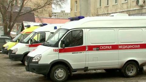В аварии грузовой и маршрутной «Газелей» ранена женщина