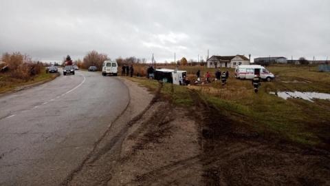 Туристы из Саратова попали в аварию под Нижним Новгородом