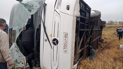 В ДТП под Нижним Новгородом пострадало 20 человек