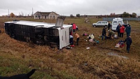 Прокуратура намерена проверить турфирму, чей автобус попал в ДТП