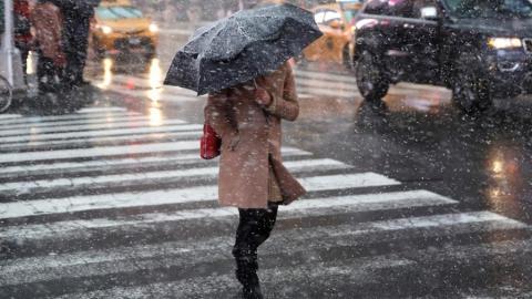 Жесткое похолодание ждет сегодня жителей Саратовской области