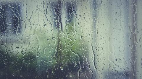 Сегодня в Саратовской области холодно и дождливо