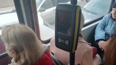 В Саратове на трамвайном и троллейбусном маршрутах ставят валидаторы