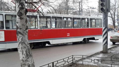 11-е трамваи перестали ходить в Солнечный