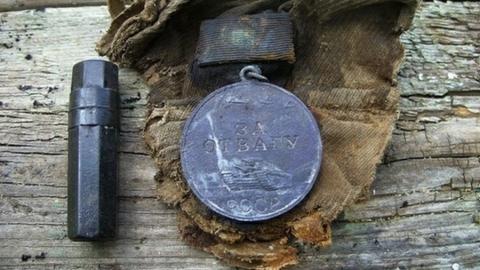 Неподалеку от Ясной поляны нашли останки саратовца