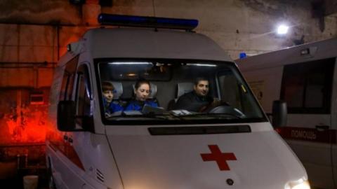 Ночью водитель сбил ребенка и уехал с места происшествия