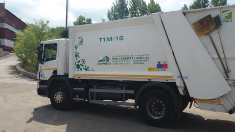 Регоператор: крупногабаритные отходы должны складироваться только в отведенных для этого местах